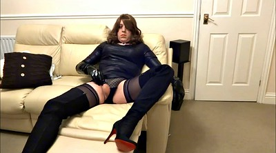 Boots, Boot, Thigh, Lycra