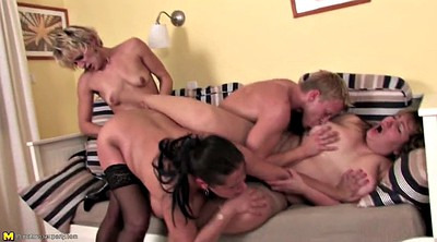 Granny group, Mature sex, Mature gangbang, Mature and boy, Boy and mature