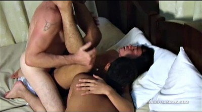 Asian, Young boy, Old & young, Interracial kissing, Boy gay