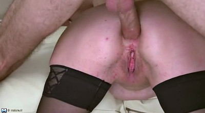 Mother son, Granny anal, Mature anal, Hardcore, Son mother, Young anal