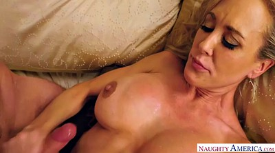 Brandi love, Blonde cougar, Seduce, In hotel, Brandi