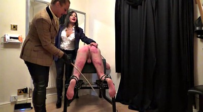 Femdom caning, Caning