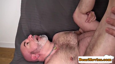 Bear, Rimming, Hairy anal