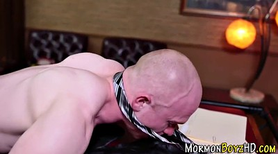 Bound, Mormon, Shoot, Gay bondage, Anal gay