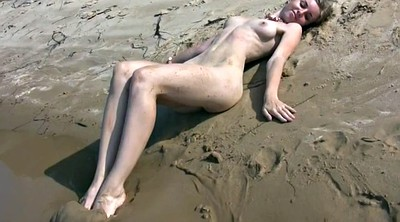 Beach, Nude, Nude beach, At the beach