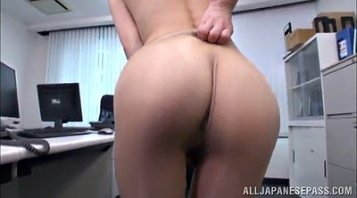 Pantyhose, Office pantyhose, Asian model