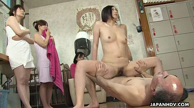 Japanese old man, Japanese granny, Japanese old, Hairy shower, Japanese shower, Asian granny