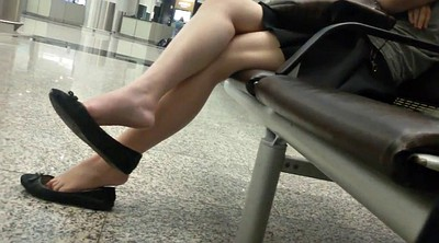 Asian foot, Asian feet, Candid feet, Candid, Asian foot fetish