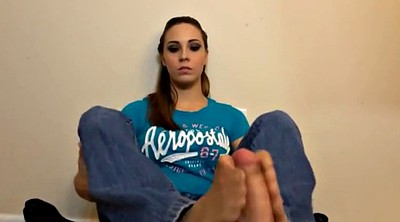 Nylon feet, Foot job, Nylon foot, Footing