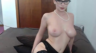 Glasses, Hot milf