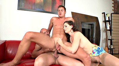Nylon, Bisexual threesome, Jessica