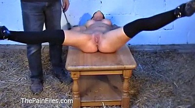 Torture, Tit torture, Tortured, Training, Big nipple, Black amateur