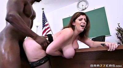 Teacher, Sara jay, Desk, Classroom