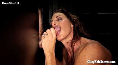 Swallow, Gloryhole, Busty