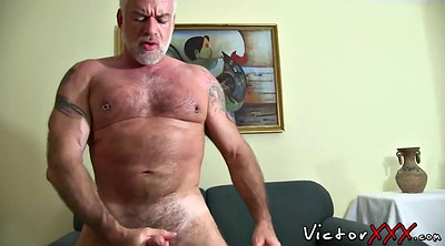 Hairy solo, Big dick