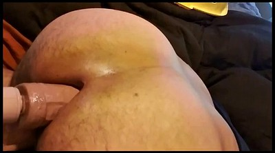 Bisexual, Anal solo, Anal dildos, Strapon anal