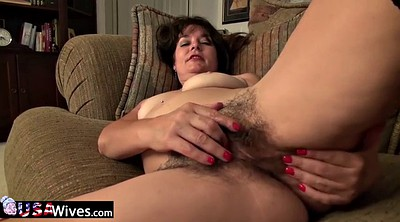 Granny solo, Mature solo, Hairy granny, Alone, Matures, Granny sex