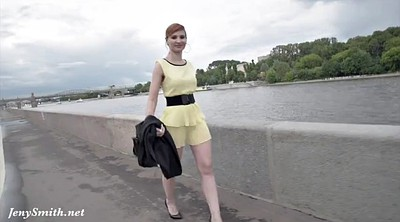 Street, Flash, Upskirts, Jeny smith, Flasher