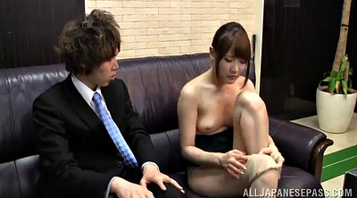 Japanese handjob, Japanese office, Licking, Japanese girl, Panties, Japanese big