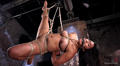 Abused, Abuse, Toys, Tie, Asian slave