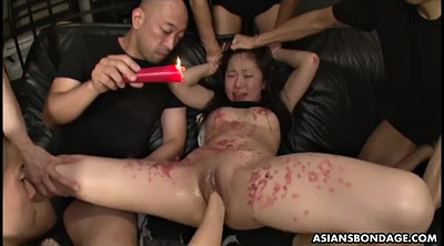 Japanese bdsm, Asian fist, Japanese fisting, Asian fisting, Wax, Japanese fist