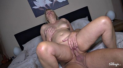 Old couple, Milf blowjob
