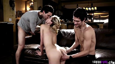 Mouth, Anal threesome