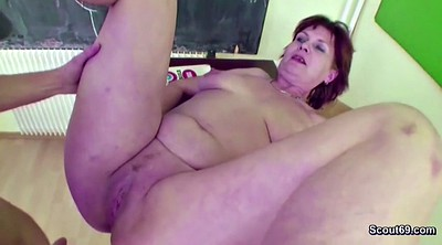 Old, School, School boy, Old teacher, Young boy milf, Teen boy