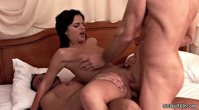 Casting anal, Real anal, Teen dp