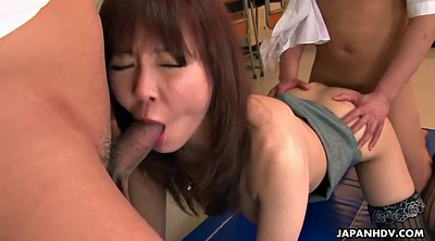 Japanese student, Japanese teacher, Japanese three, Japanese blowjob