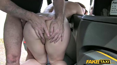 Taxi, In the car