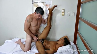 Daddy, Asian boy, Young boy, Asian gay