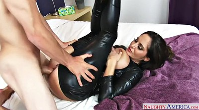 Ava addams, French, Ava d, Latex milf, Addams