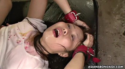 Creampie, Japanese bdsm, Hairy japanese, Water, Japanese doggy, Japanese creampie