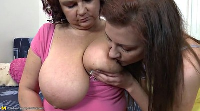 Big mom, Fuck granny, Mom daughter, Young tits, Old milfs, Lesbian old young