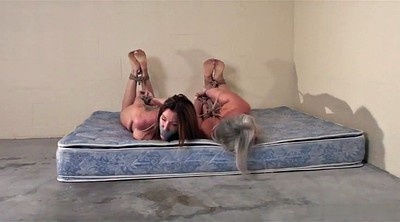 Nude, Hogtied