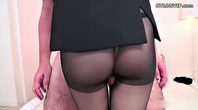Japanese pantyhose, Japanese black, Pantyhose fetish, Nylon feet, Asian feet, Japanese footjob
