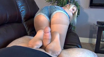 Pantyhose feet, Foot massage