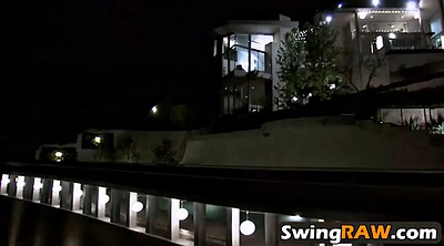Swinger, Swingers, Movie, Inside, Swinger party, Car sex