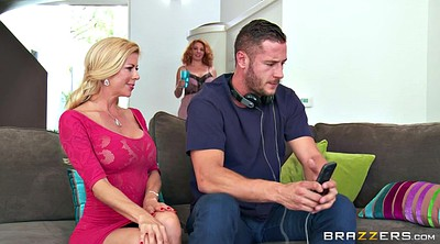 Mom, Alexis fawx, Alexis, Seduce, Busty mom, Big tit mom