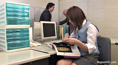 Japanese office, Asian office, Japanese pee