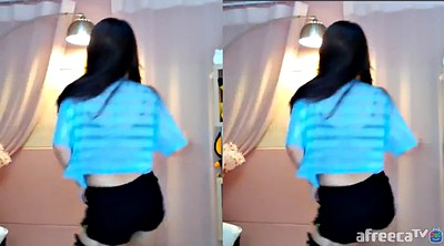 Koreans, Korean webcam, Korean dance