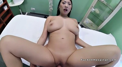Doctor, Nurse, Busty asian
