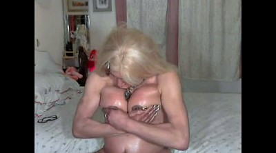Oil, Videos, Shemale mature, Mature shemales