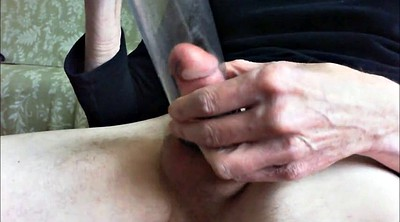 Ejaculation, Penis, Gay handjob