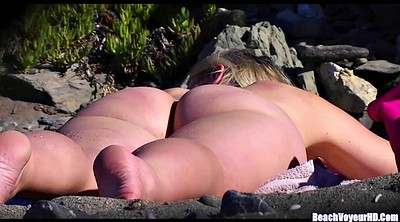 Beach, Video, Nudists, Tanned, Nudist beach, Naked beach