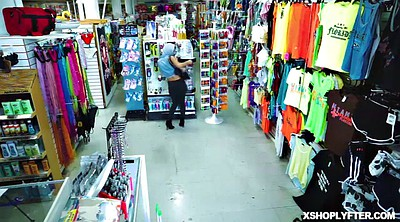 Shoplifter, Head, Down