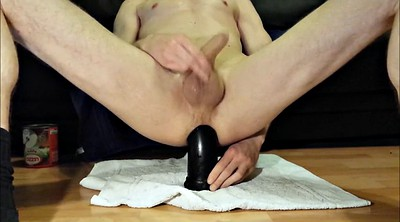 Big dildo in ass