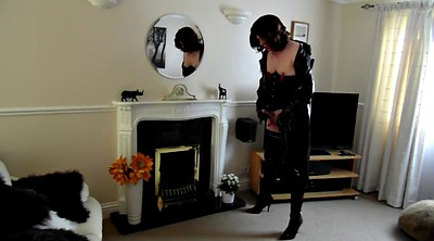 Boot, Pegging, Pvc