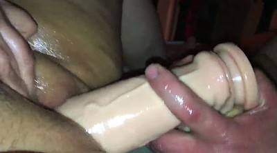 Huge toy, Huge toys, Cunt, Dildo squirt